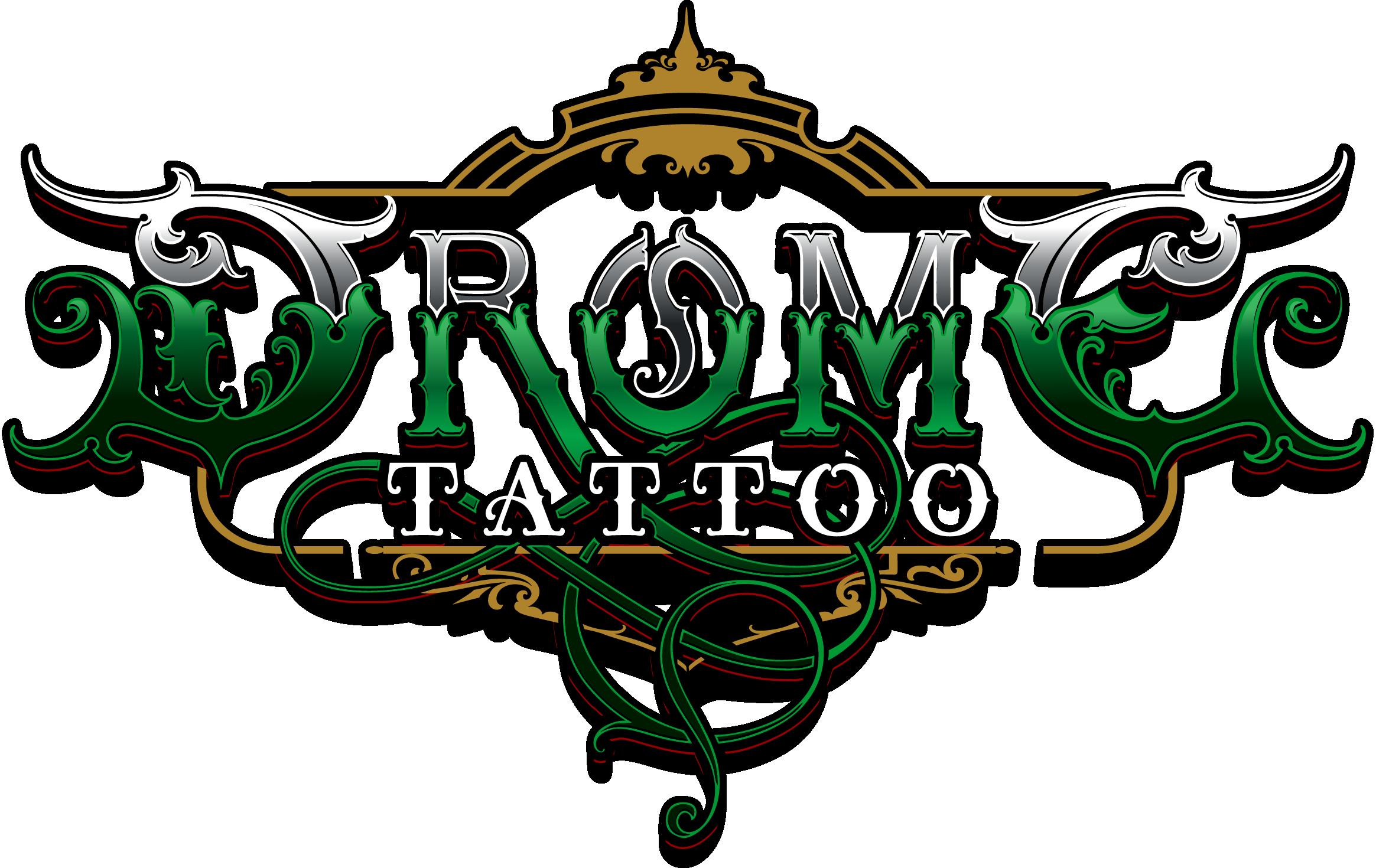 Logo Drome Tattoo